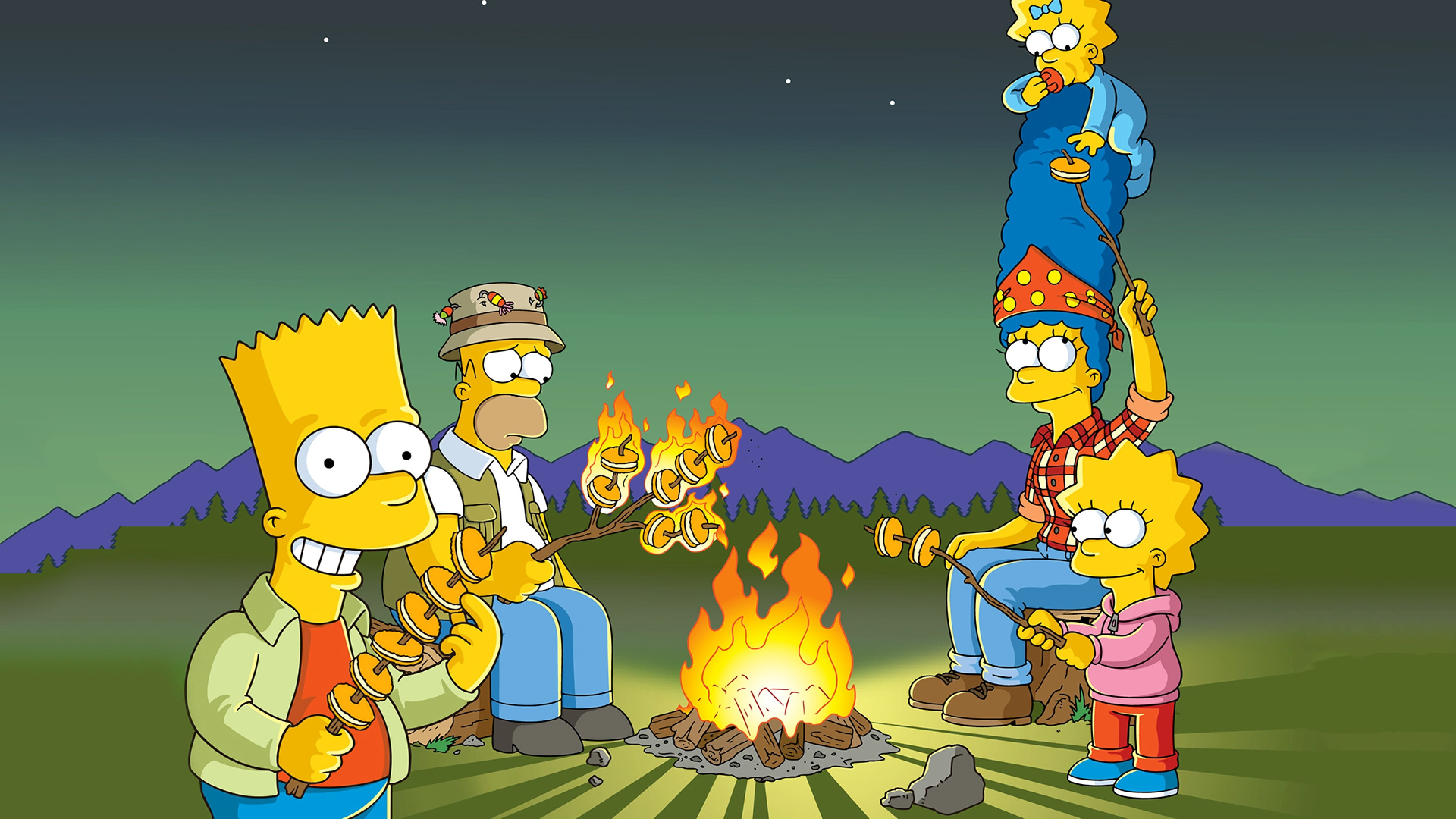 Full Free Watch The Simpsons Season 22 Episode 6 : The Fool Monty Online TV Series