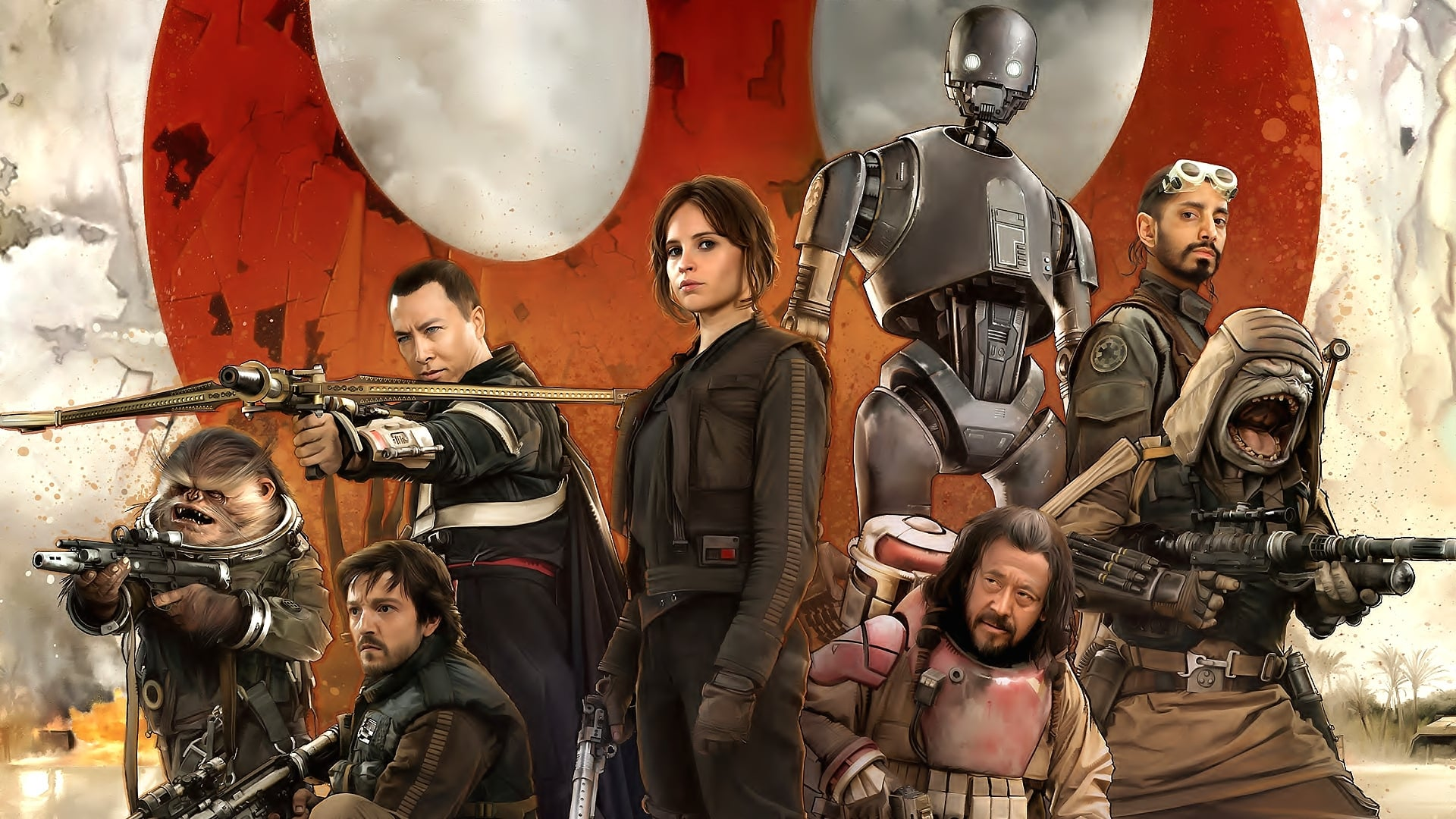 Watch Rogue One: A Star Wars Story 2016 Summary Movies