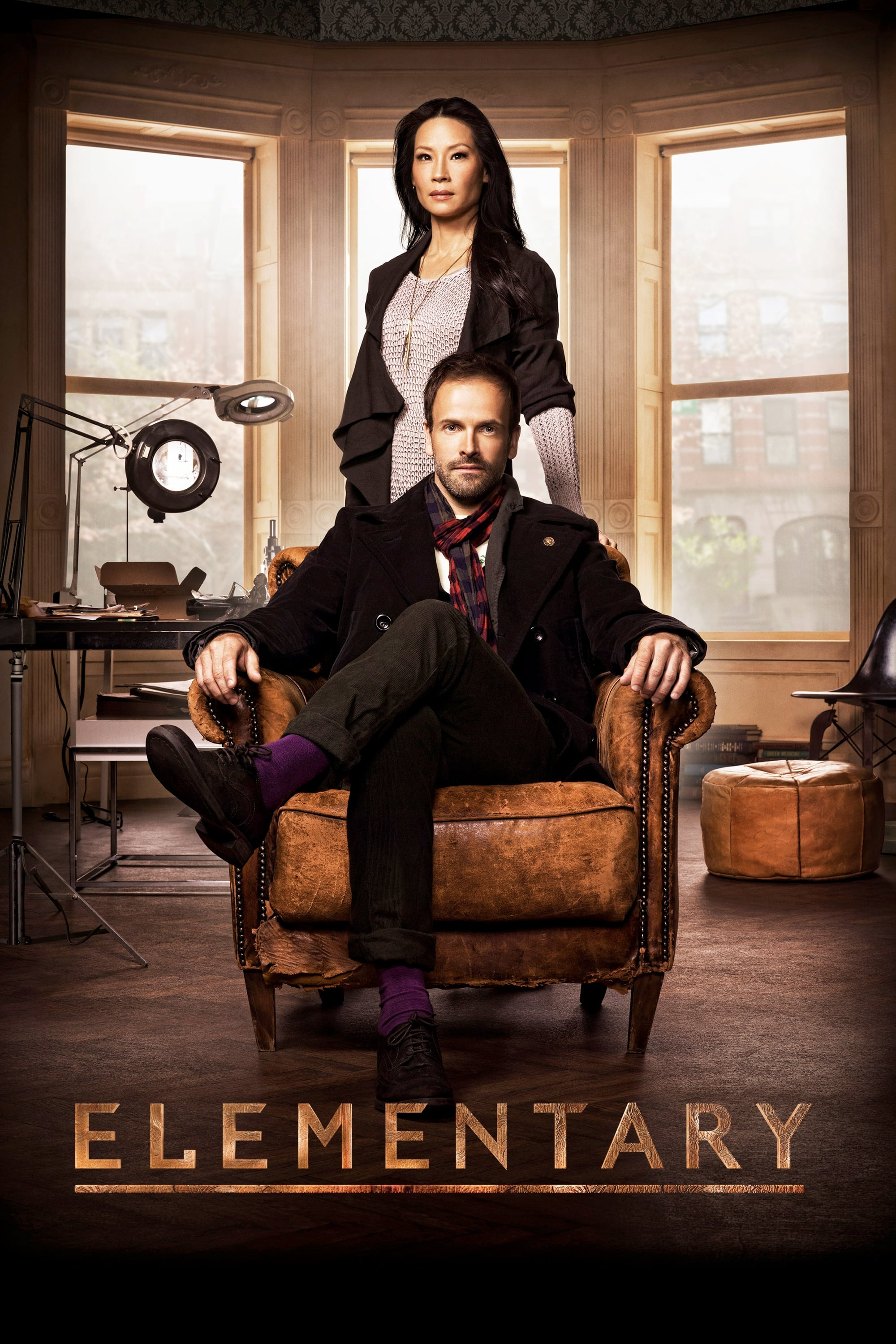 Elementary series tv complet
