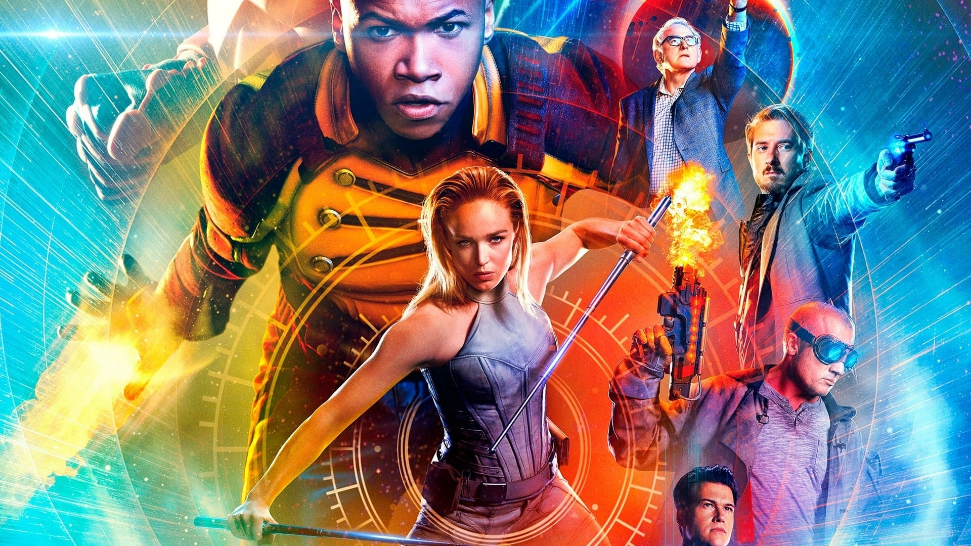 Watch Streaming DC's Legends of Tomorrow Season episode Series