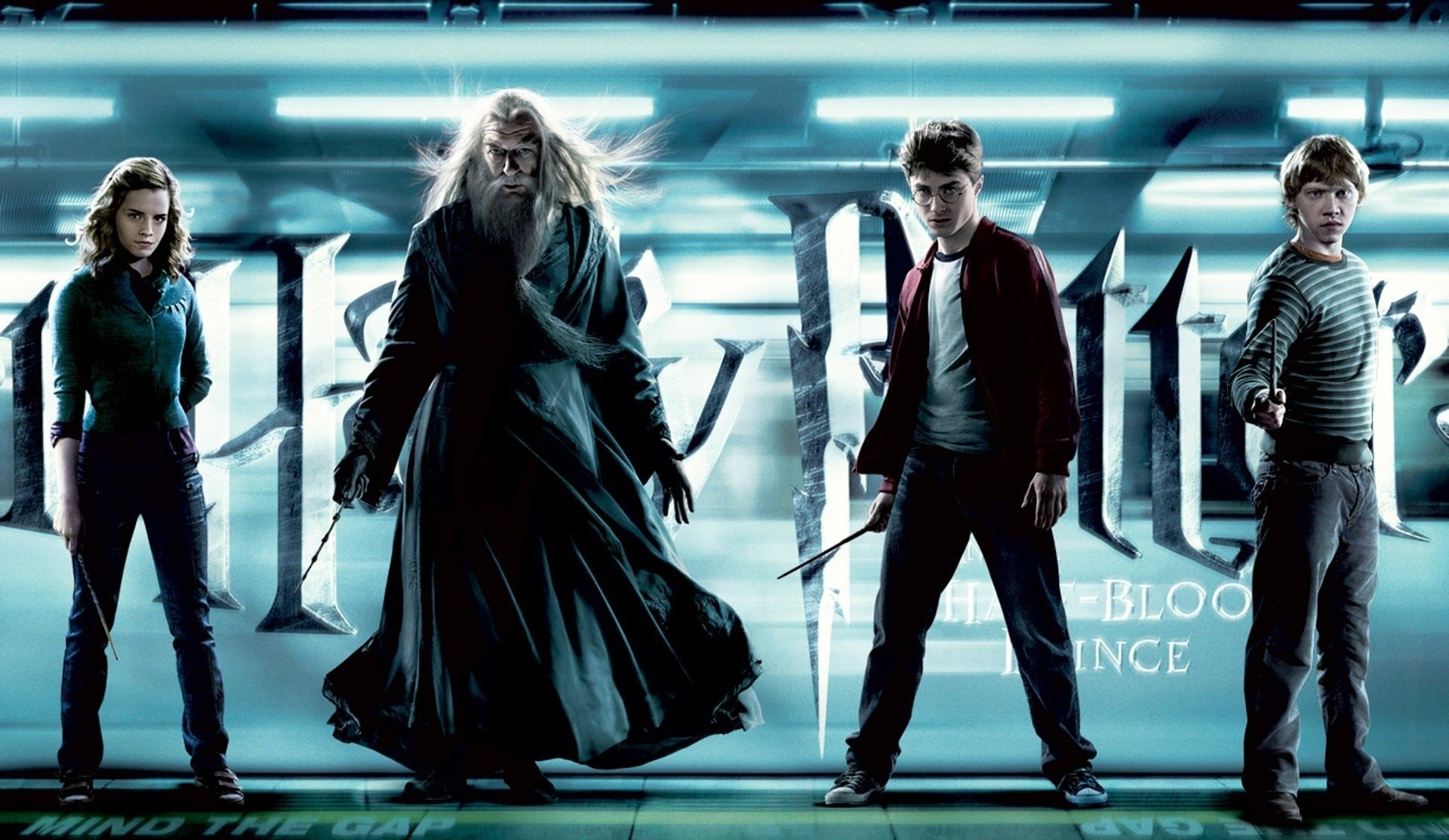 Watch Harry Potter and the Half-Blood Prince 2009 Movies