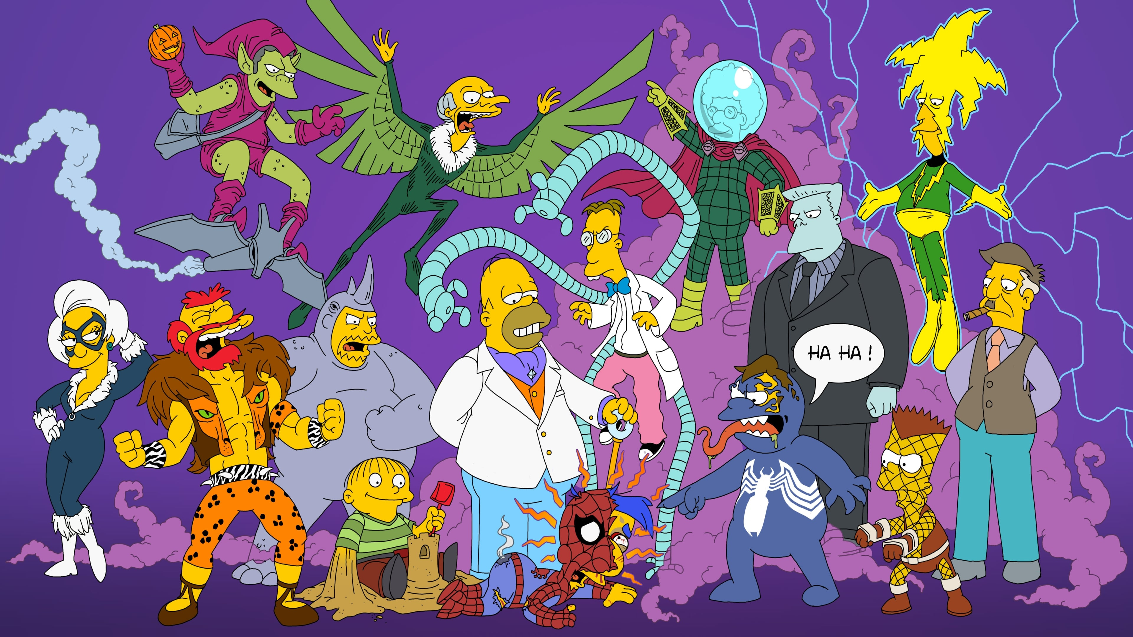 Free Watch The Simpsons Season 5 Episode 5 : Treehouse of Horror IV Online Full TV Series