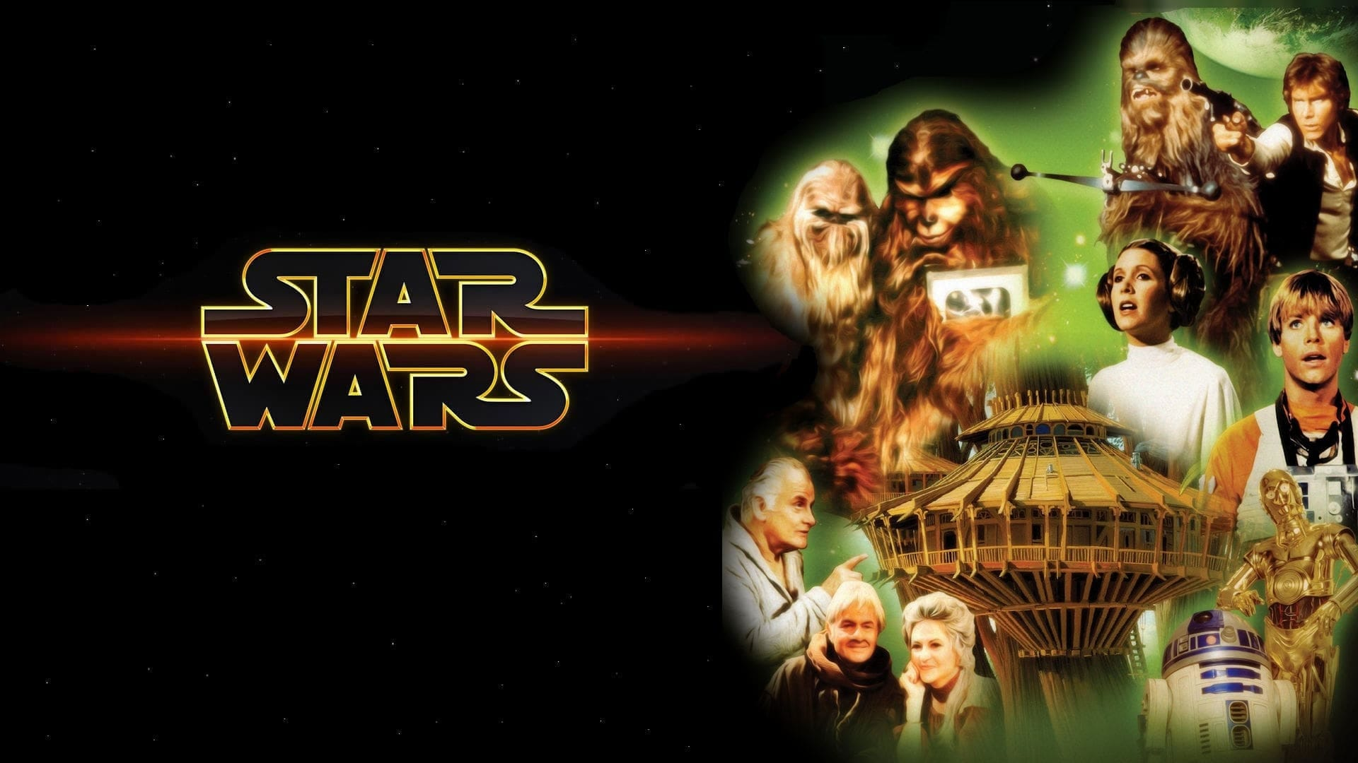 Watch The Star Wars Holiday Special 1978 Movie