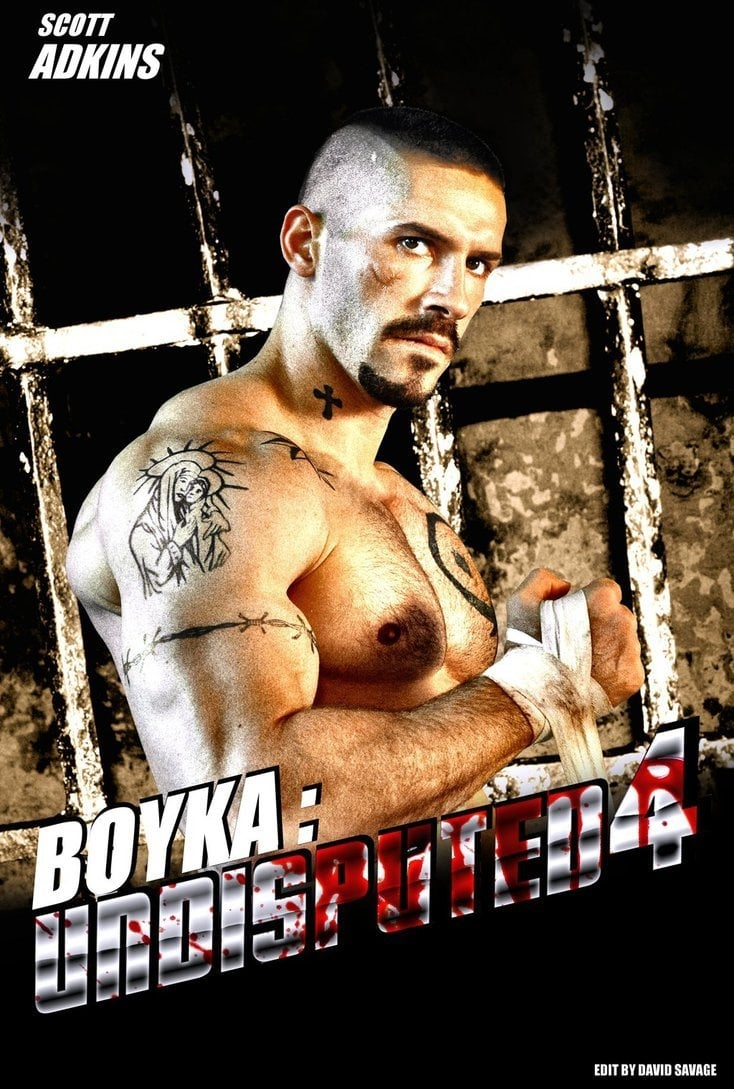 Poster do filme Boyka: Undisputed IV