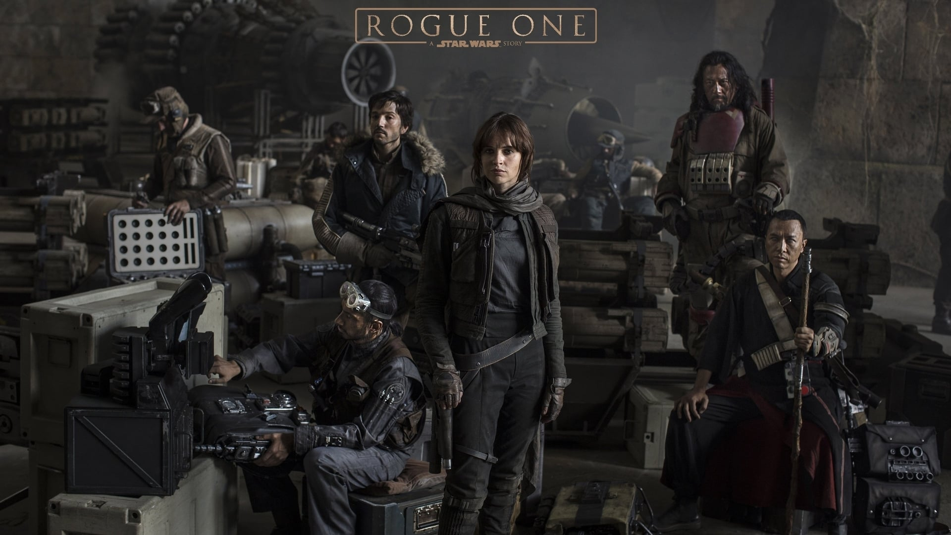 Free Watch Rogue One: A Star Wars Story 2016 Online Movie