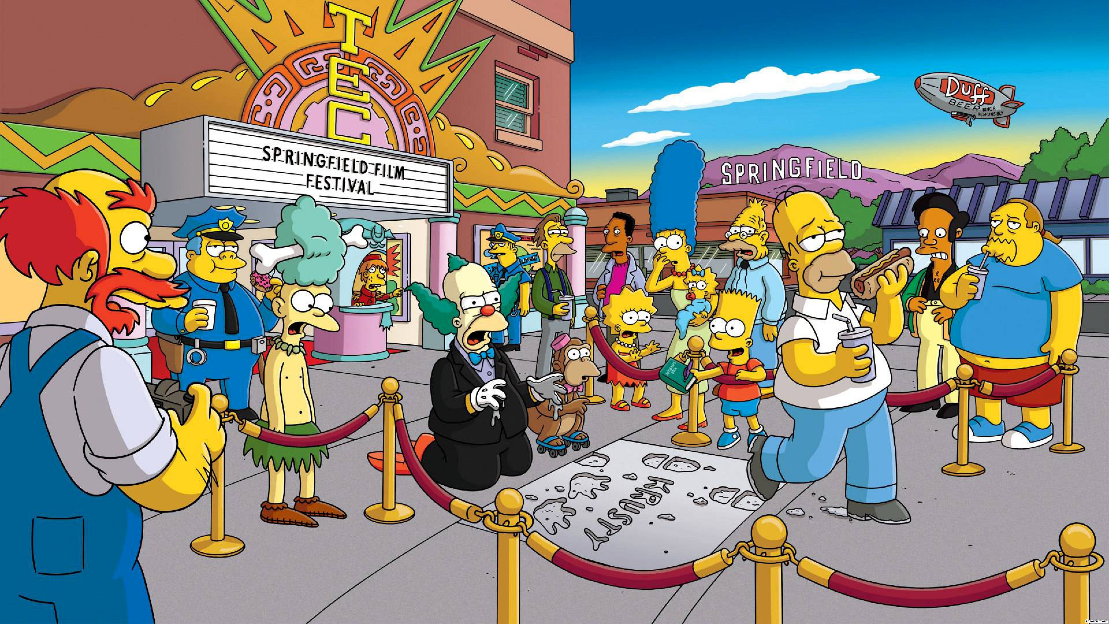 Watch Streaming The Simpsons Season 24 episode Online Full TV Series