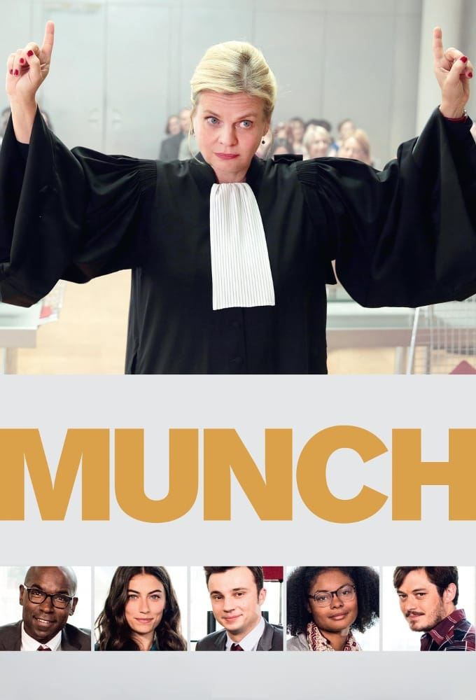 Munch series tv complet
