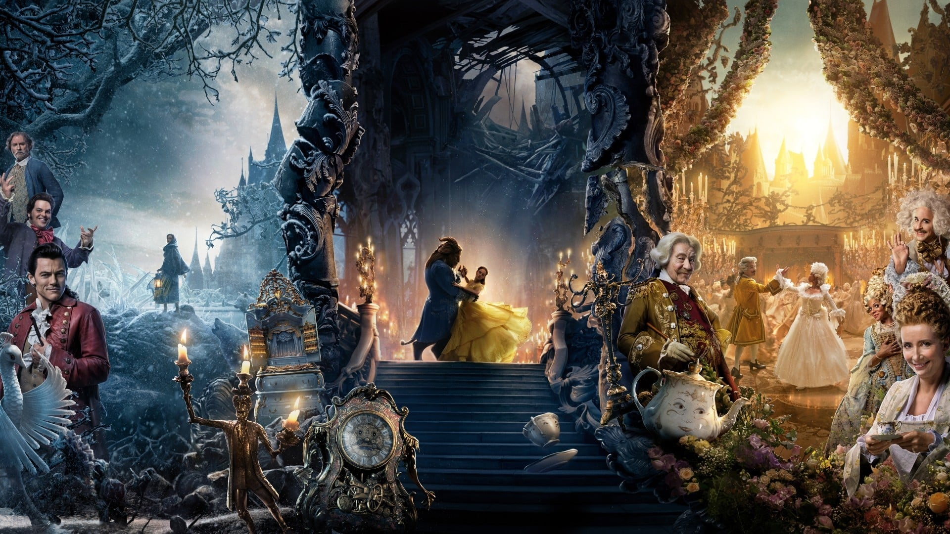 Watch Free Beauty and the Beast 2017 Full Length Movies