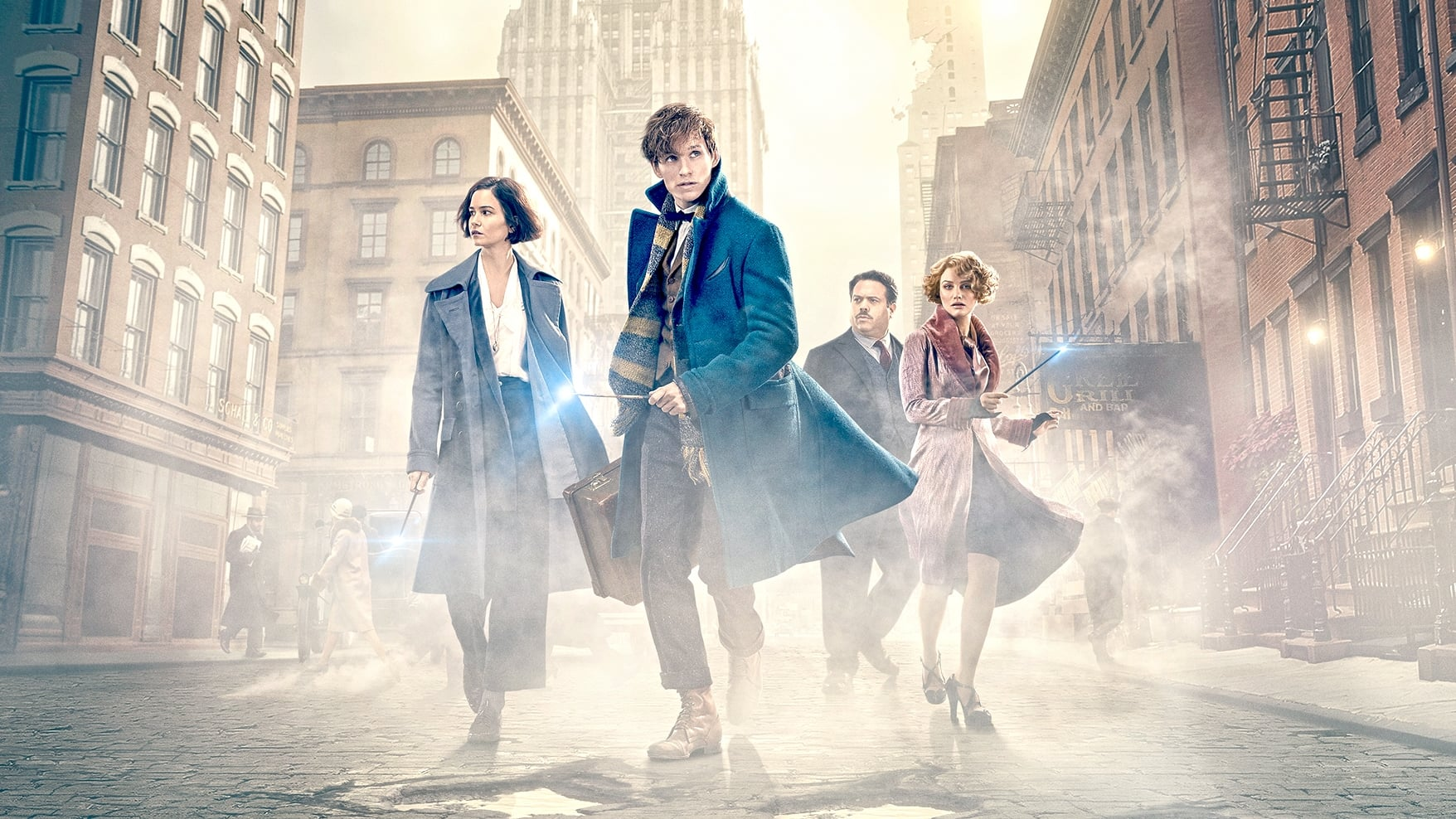 Watch Fantastic Beasts and Where to Find Them 2016 Full Length Movies