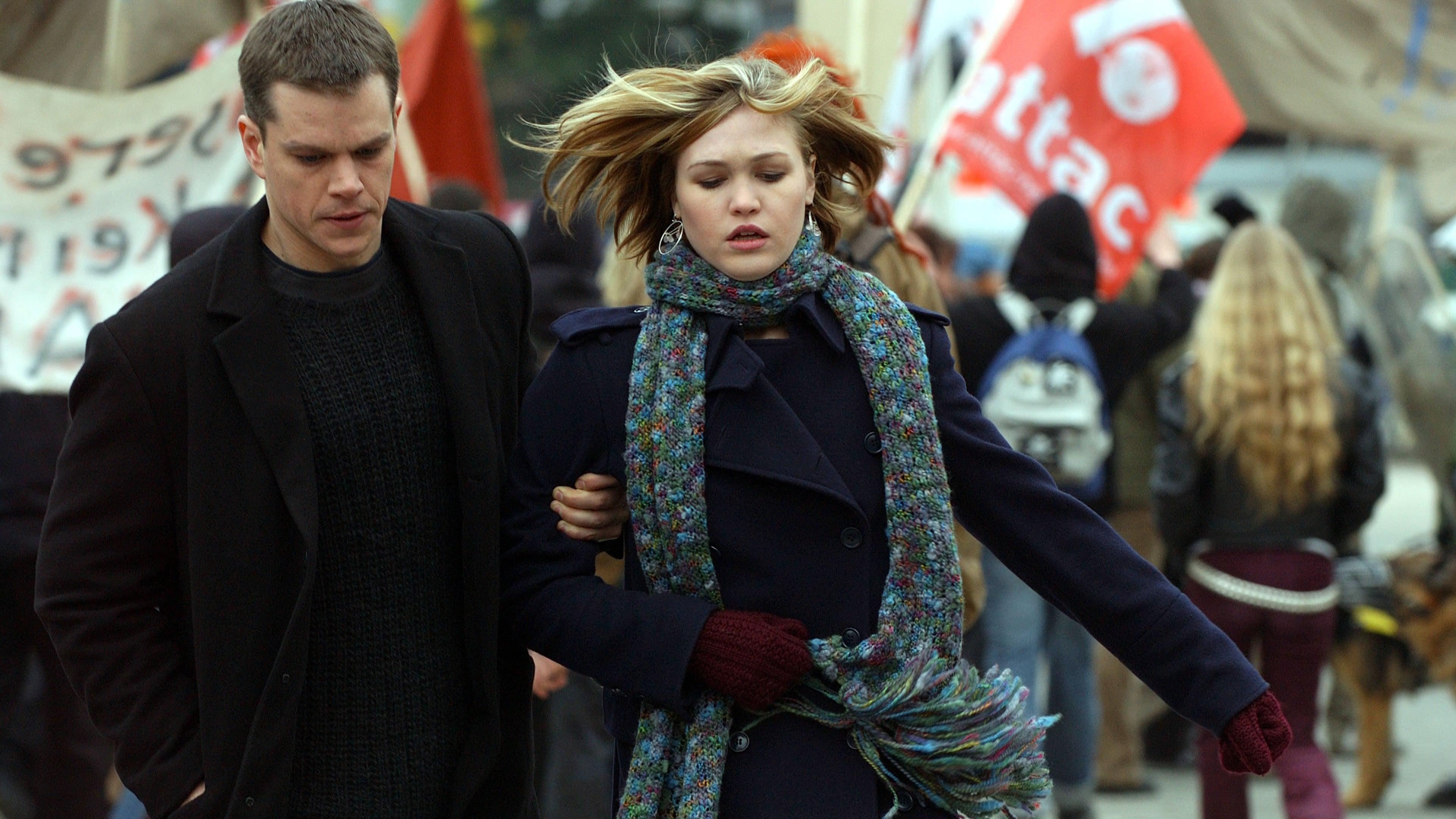 Watch The Bourne Supremacy 2004 Movie