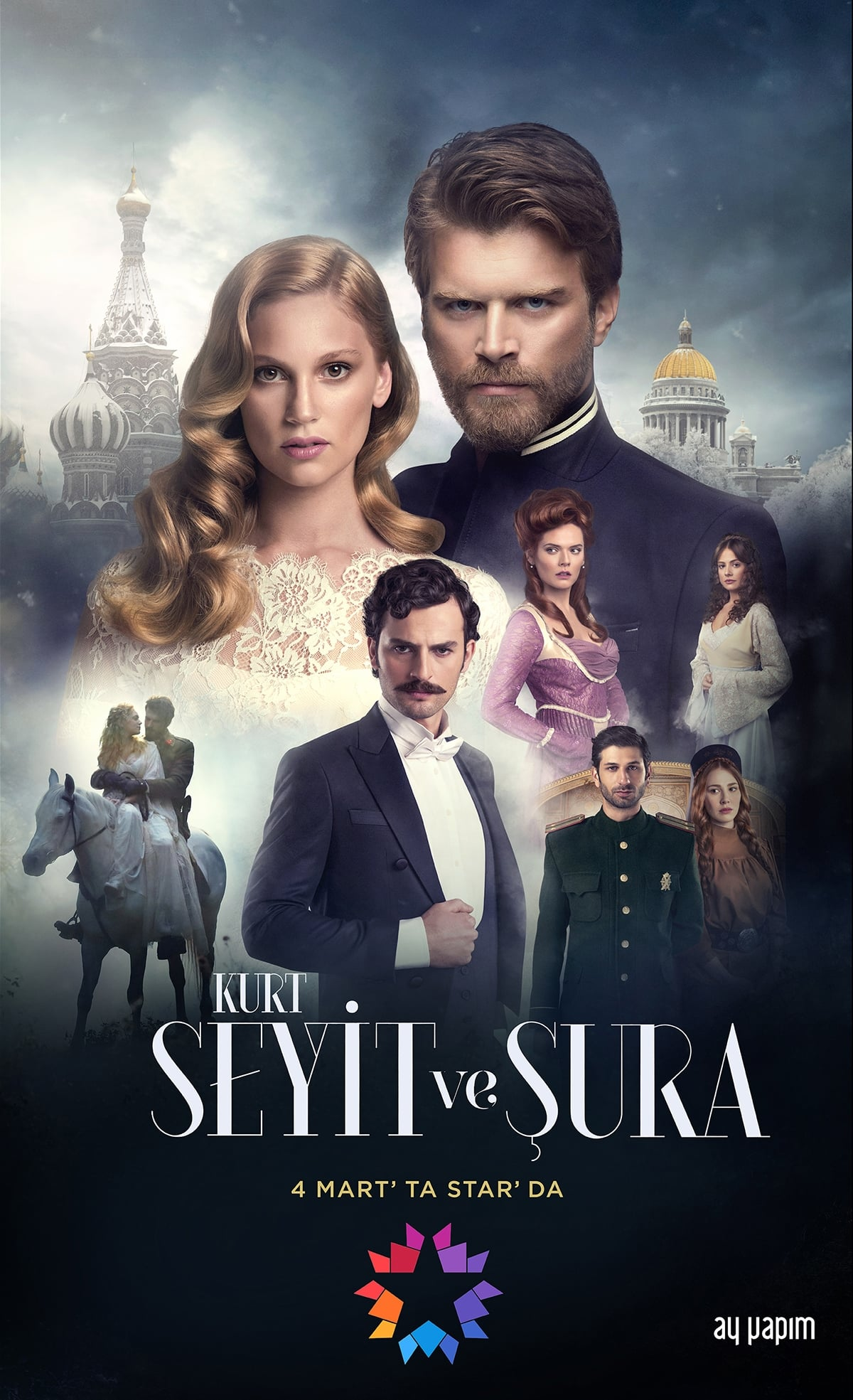 Kurt Seyit ve Şura series tv complet