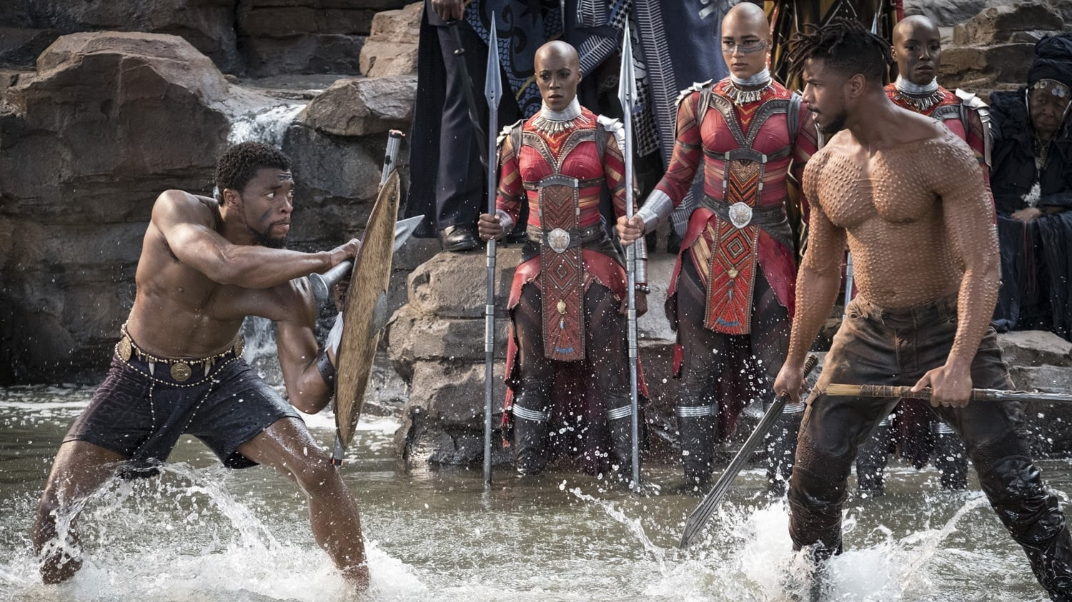 Watch Full Black Panther 2018 Movie Without Downloading