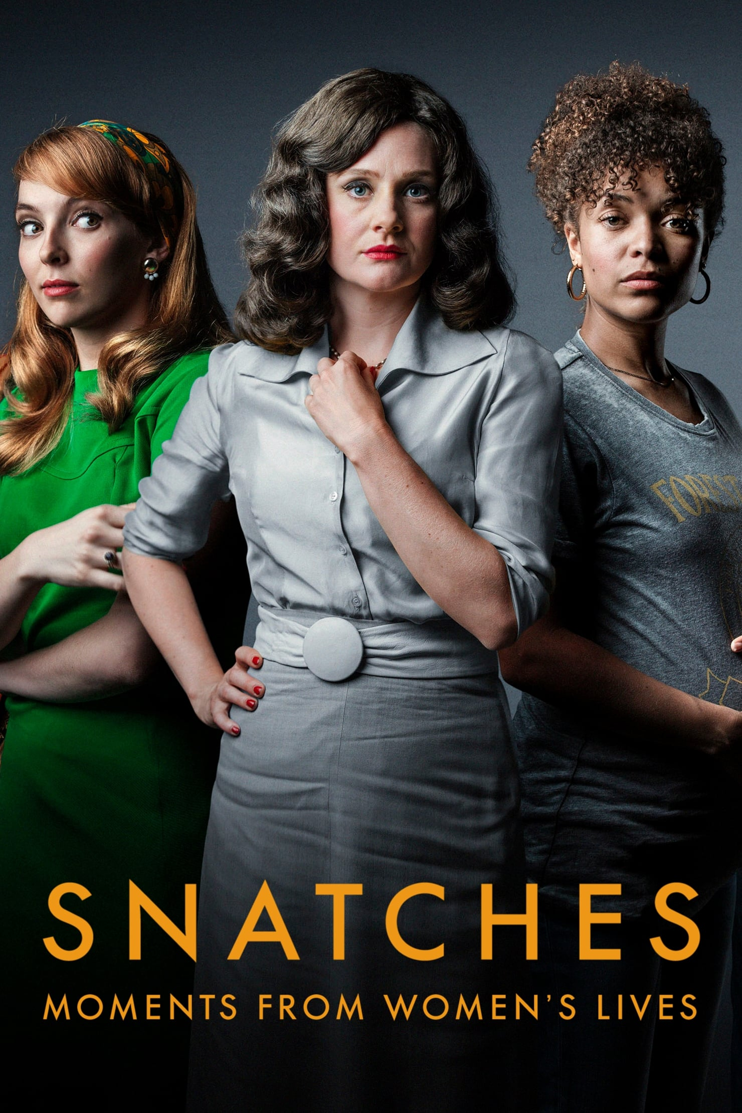 Snatches: Moments from Women's Lives series tv complet