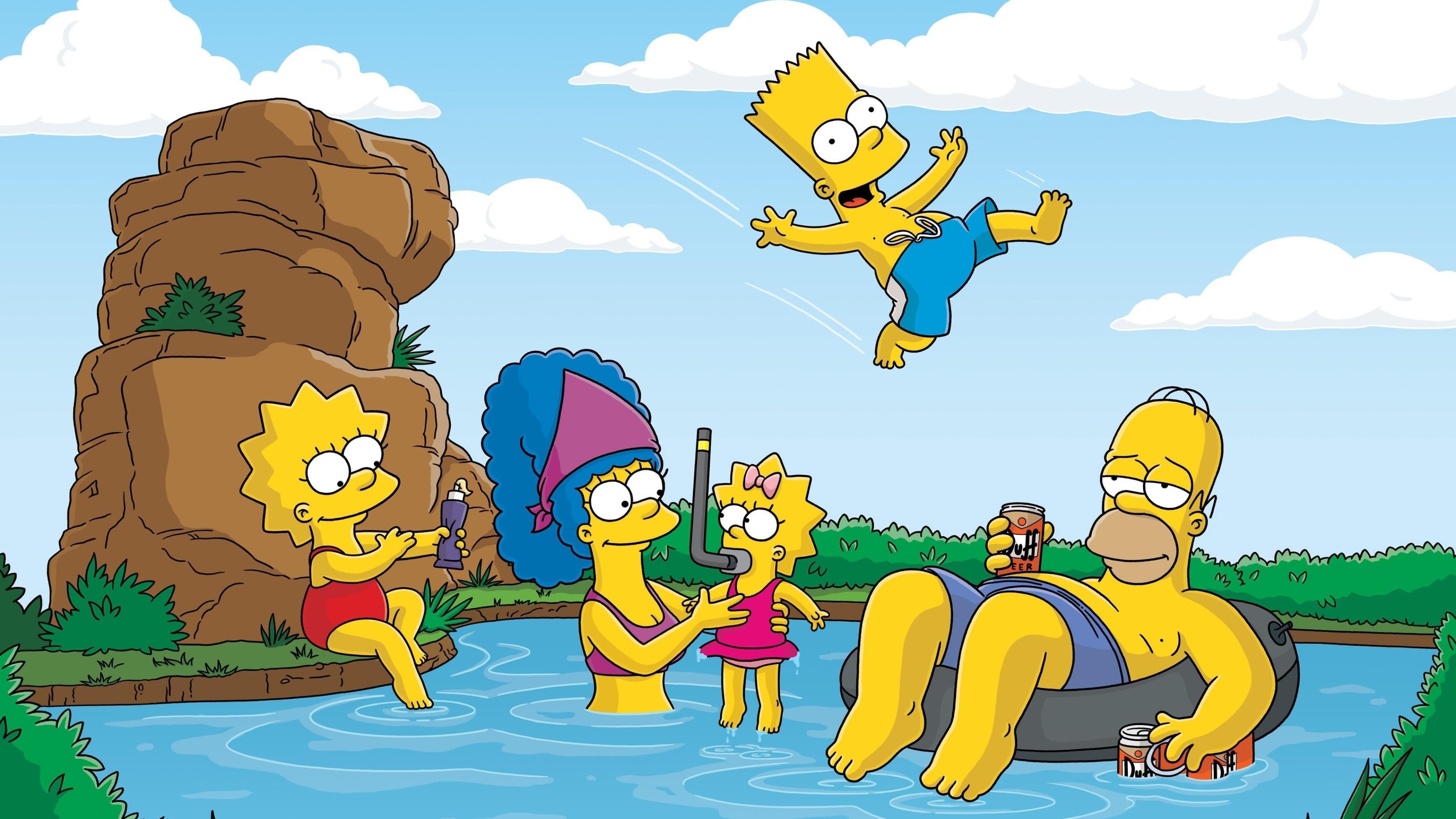 Watch Free The Simpsons Season 5 episode TV Shows Without Downloading