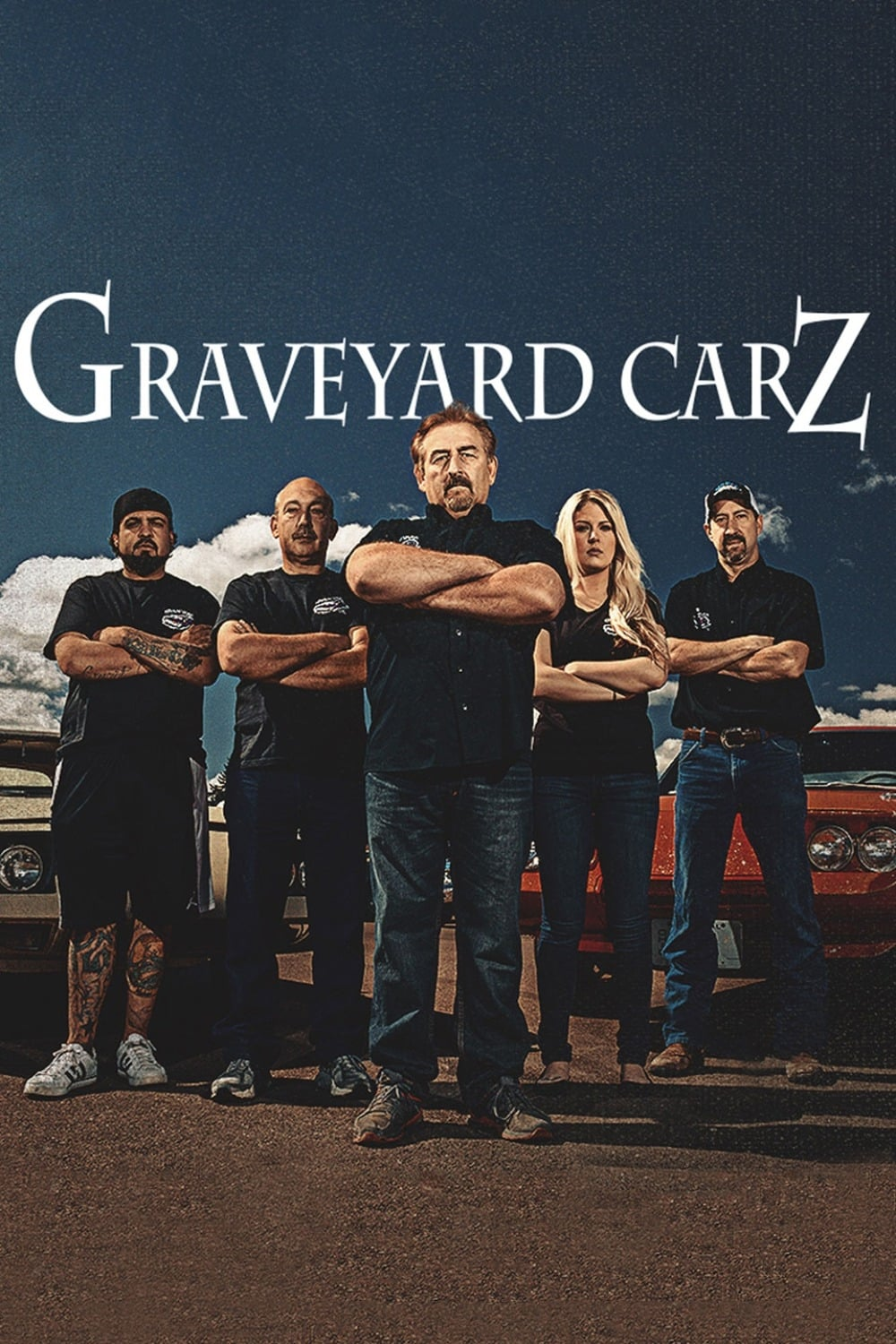 Graveyard Carz series tv complet