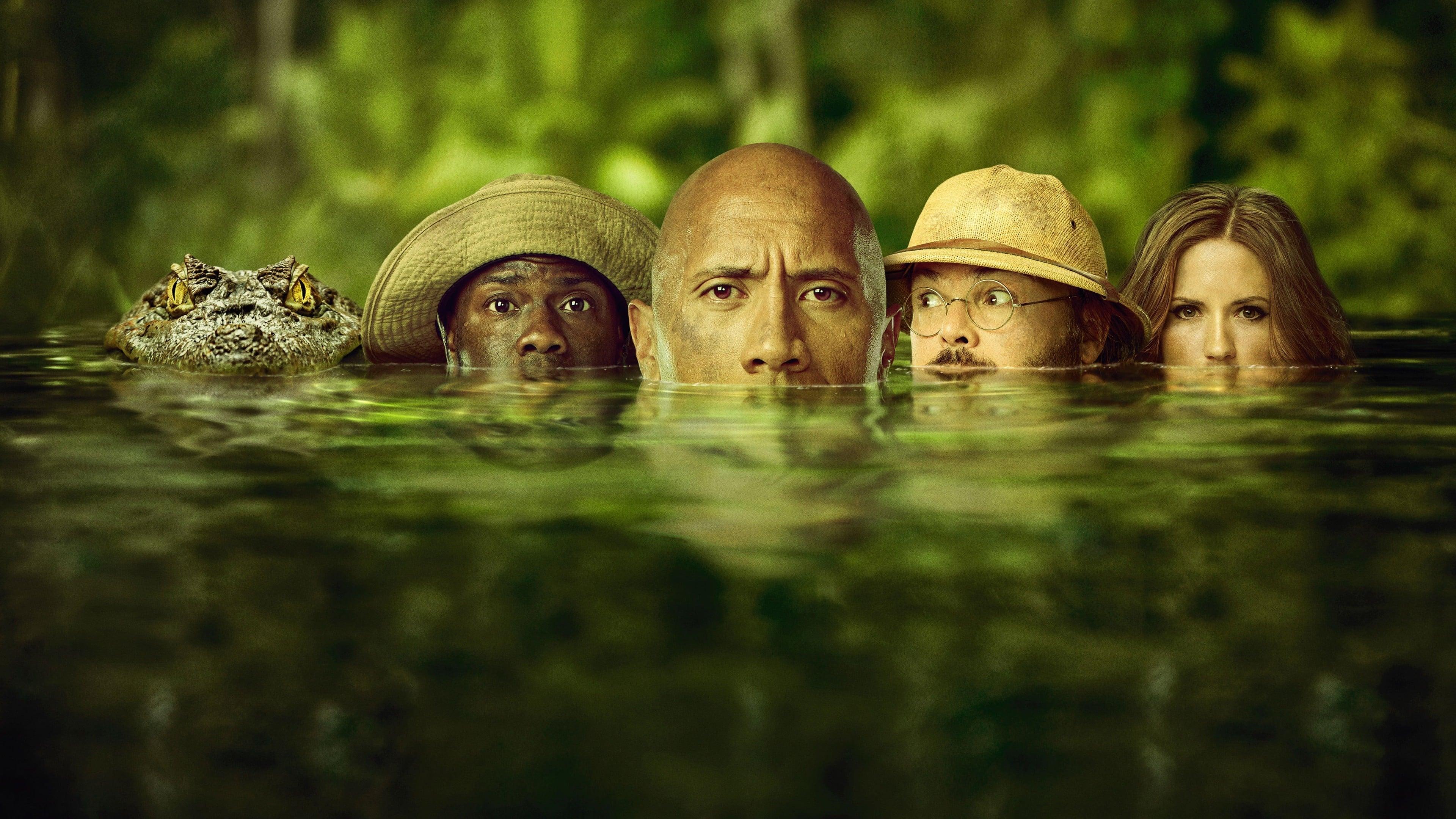 HD Streaming Jumanji: Welcome to the Jungle 2017 Full Length Movie