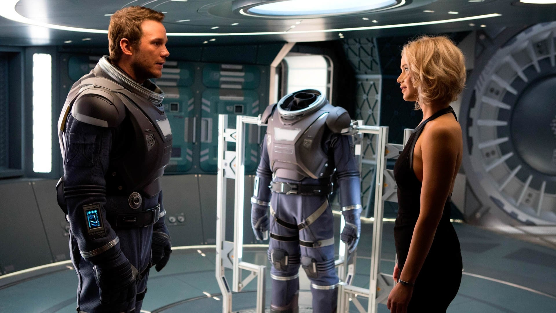 Free Watch Passengers 2016 Movies Without Downloading