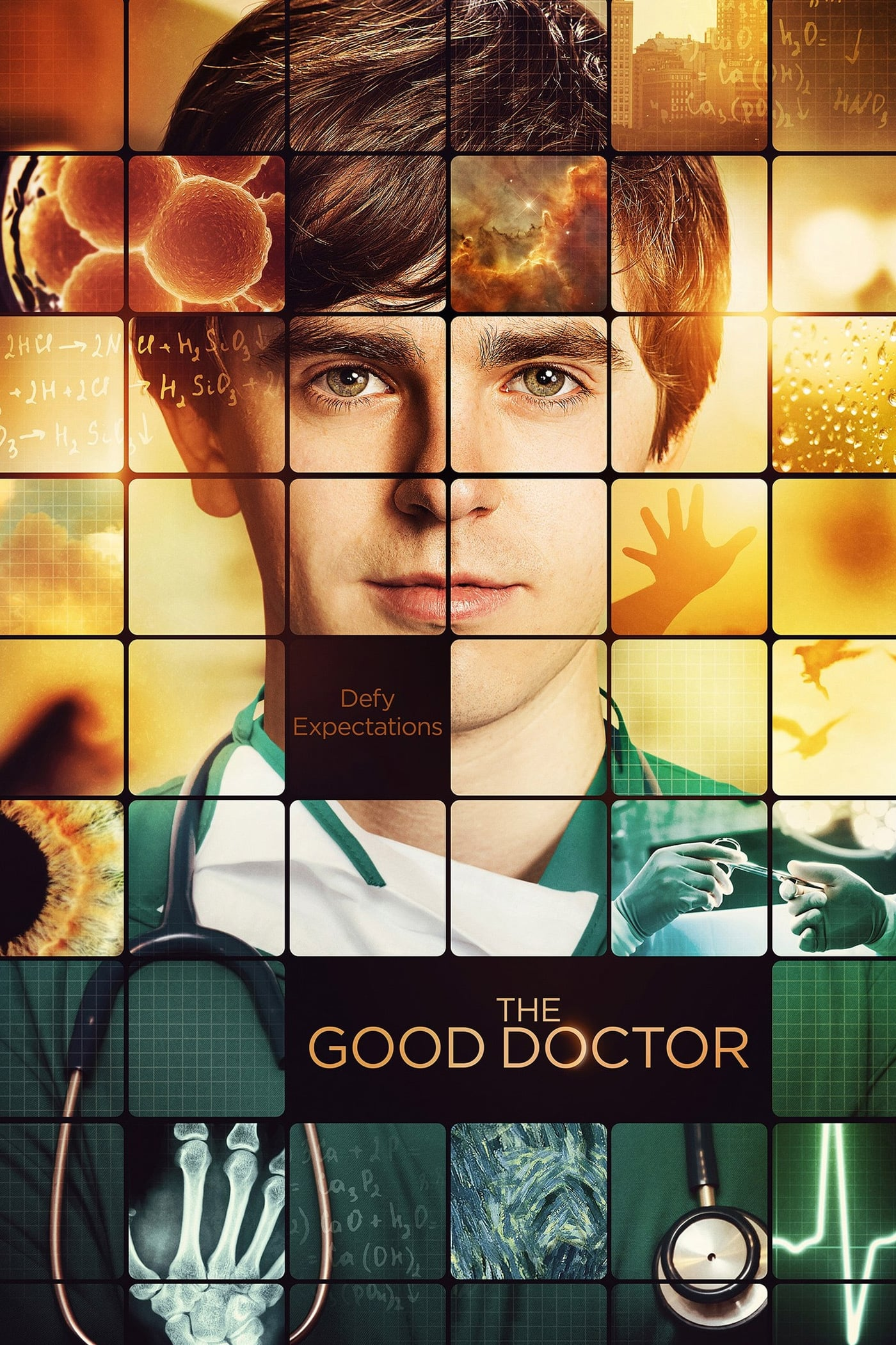 The Good Doctor series tv complet