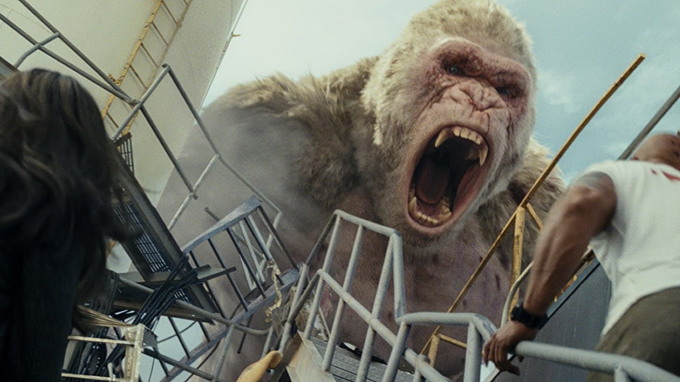 Full Free Watch Rampage 2018 HD Free Movie