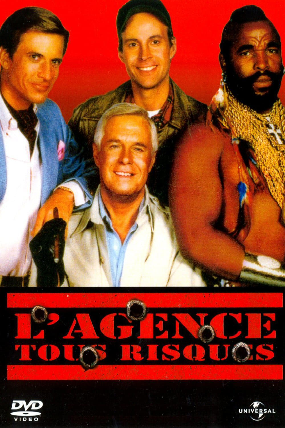 L'agence tous risques series tv complet