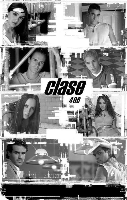 Clase 406 series tv complet