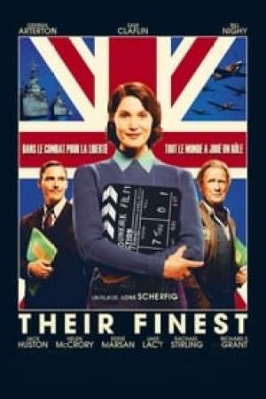 Their Finest  film complet
