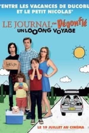 Journal d'un dégonflé : Un looong voyage  film complet
