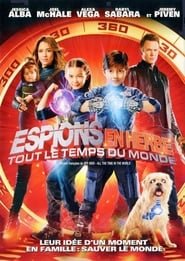 Spy Kids 4: All the Time in the World streaming vf
