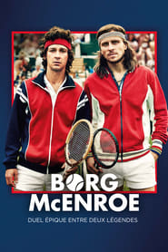 Borg / McEnroe streaming vf