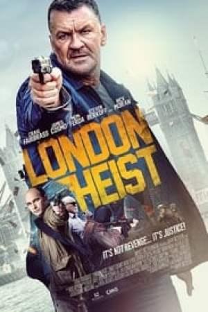 London Heist  film complet