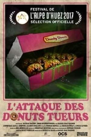 L'attaque des donuts tueurs  film complet