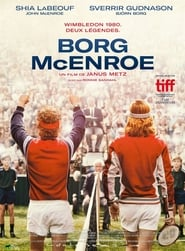 Borg Vs McEnroe streaming vf