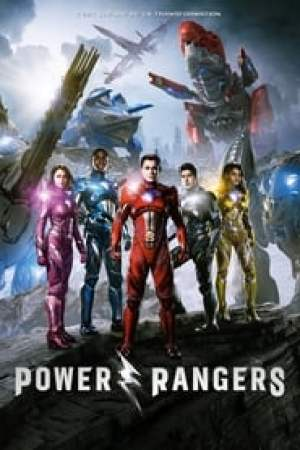 Power Rangers  film complet