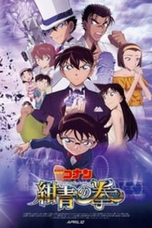 Detective Conan: The Fist of Blue Sapphire 2019 Online Subtitrat