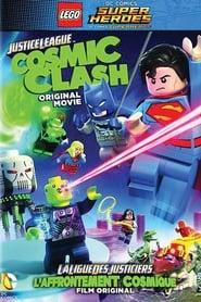 Lego DC Comics Super Héros : La Ligue des justiciers : L'Affrontement cosmique Poster