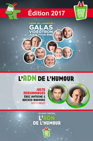 Juste Pour Rire - Gala Juste Personnages Full online