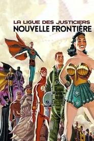 La Ligue des Justiciers : Nouvelle Frontière Poster