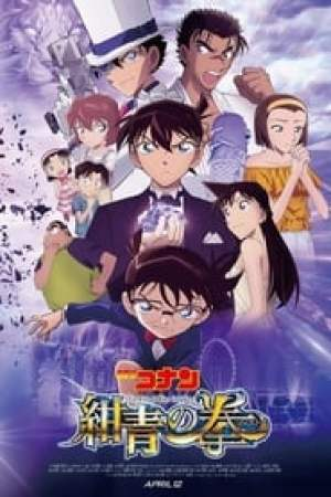 Detective Conan: The Fist of Blue Sapphire 2019 Online Subtitrat
