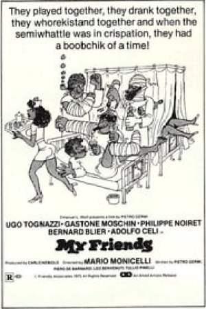 My Friends 1975 Online Subtitrat
