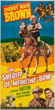 The Sheriff of Medicine Bow Full online