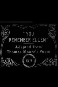 You Remember Ellen Full online