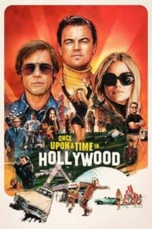 Once Upon a Time in Hollywood 2019 Online Subtitrat