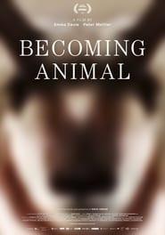 Becoming Animal Poster