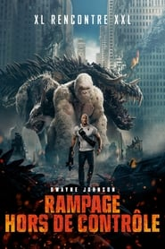Rampage : Hors de contrôle Poster
