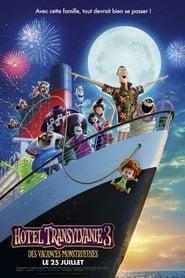 Hotel Transylvanie 3 : Des vacances monstrueuses Poster