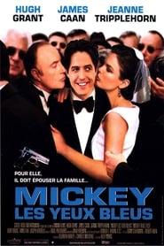 Mickey les yeux bleus Poster