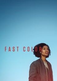 Fast Color Poster