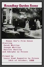 Une scène au jardin de Roundhay Poster