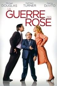 La Guerre des Rose Poster