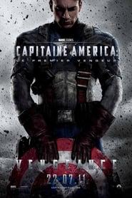 Captain America : First Avenger Poster